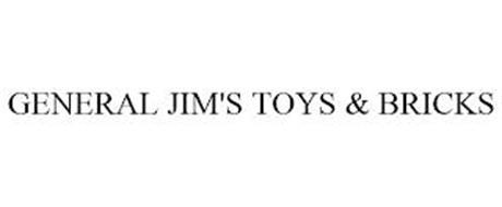 GENERAL JIM'S TOYS & BRICKS