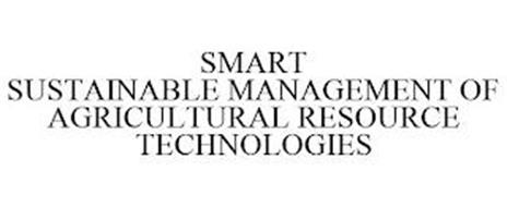 SMART SUSTAINABLE MANAGEMENT OF AGRICULTURAL RESOURCE TECHNOLOGIES