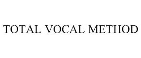 TOTAL VOCAL METHOD