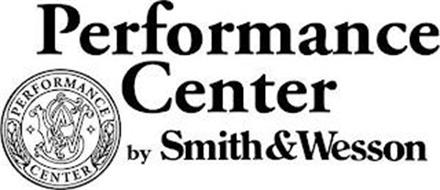 PERFORMANCE CENTER SW PERFORMANCE CENTER BY SMITH & WESSON