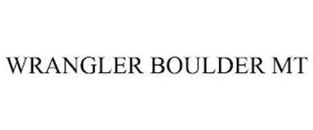 WRANGLER BOULDER MT