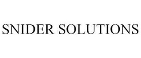 SNIDER SOLUTIONS