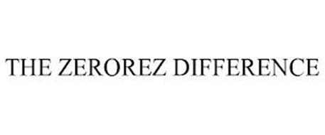 THE ZEROREZ DIFFERENCE