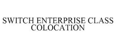 SWITCH ENTERPRISE CLASS COLOCATION