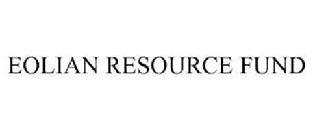 EOLIAN RESOURCE FUND
