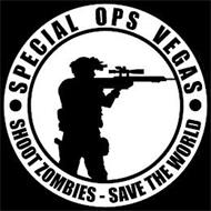 SPECIAL OPS VEGAS SHOOT ZOMBIES SAVE THE WORLD