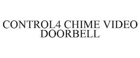 CONTROL4 CHIME VIDEO DOORBELL