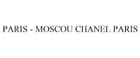 PARIS - MOSCOU CHANEL PARIS