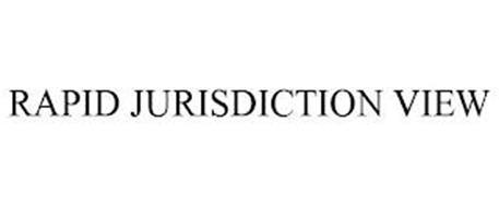 RAPID JURISDICTION VIEW