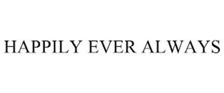 HAPPILY EVER ALWAYS