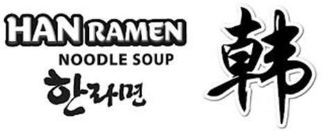 HAN RAMEN NOODLE SOUP