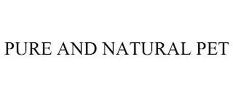 PURE AND NATURAL PET