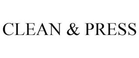 CLEAN & PRESS