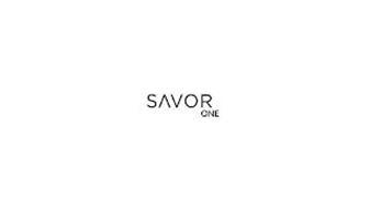 SAVOR ONE