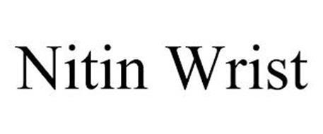 NITIN WRIST