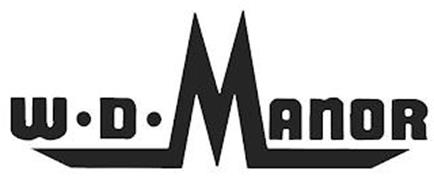 W. D. MANOR