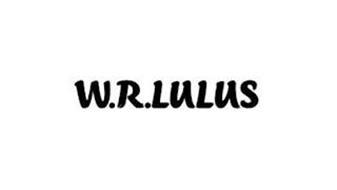 W.R.LULUS