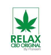 RELAX CBD ORIGINAL BY PRONEEM