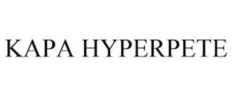 KAPA HYPERPETE