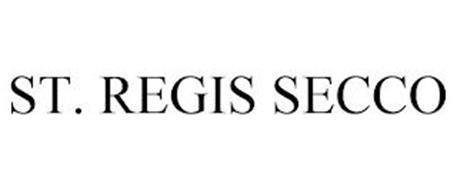 ST. REGIS SECCO