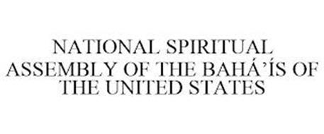 NATIONAL SPIRITUAL ASSEMBLY OF THE BAHÁ'ÍS OF THE UNITED STATES