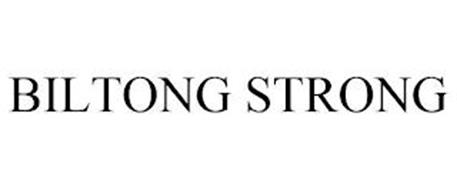 BILTONG STRONG