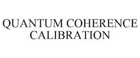 QUANTUM COHERENCE CALIBRATION
