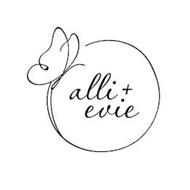 ALLI + EVIE