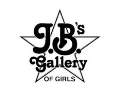 J.B.'S GALLERY OF GIRLS