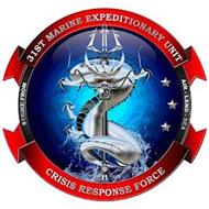 31ST MARINE EXPEDITIONARY UNIT STRIKE FROM AIR-LAND-SEA CRISIS RESPONSE FORCE