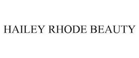 HAILEY RHODE BEAUTY