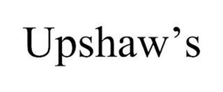 UPSHAW'S