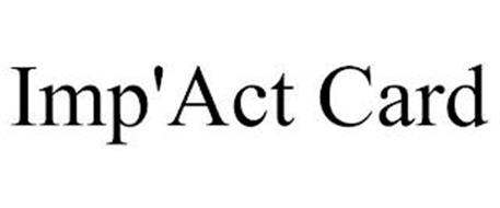 IMP'ACT CARD