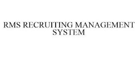 RMS RECRUITING MANAGEMENT SYSTEM