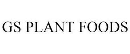 GS PLANT FOODS