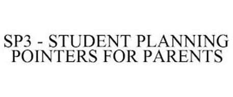 SP3 - STUDENT PLANNING POINTERS FOR PARENTS