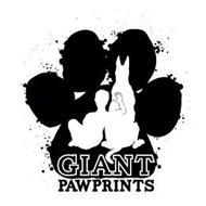 GIANT PAW PRINTS