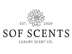 SOF SCENTS LUXURY SCENT CO. EST. 2019