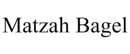 MATZAH BAGEL
