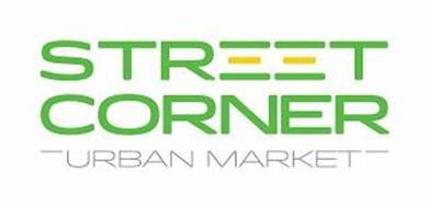 STREET CORNER URBAN MARKET