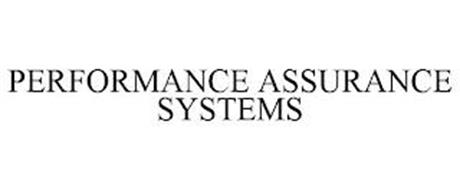 PERFORMANCE ASSURANCE SYSTEMS