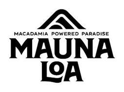 MACADAMIA POWERED PARADISE MAUNA LOA