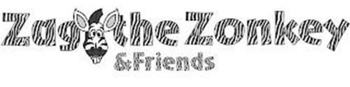 ZAG THE ZONKEY & FRIENDS