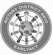 ROTARY DISTRICT 6910 EARLYACT