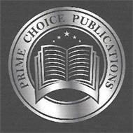 PRIME CHOICE PUBLICATIONS
