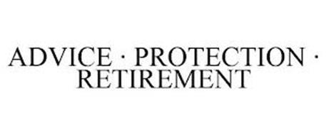ADVICE · PROTECTION · RETIREMENT
