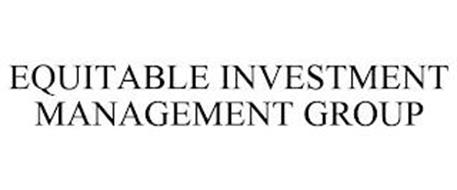 EQUITABLE INVESTMENT MANAGEMENT GROUP