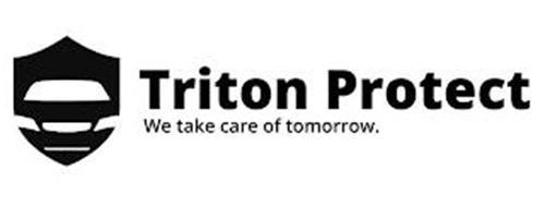 TRITON PROTECT WE TAKE CARE OF TOMORROW.