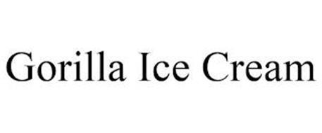 GORILLA ICE CREAM