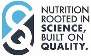 SQ NUTRITION ROOTED IN SCIENCE, BUILT ON QUALITY.